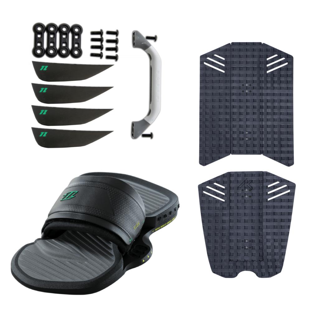 kiteboard accessories