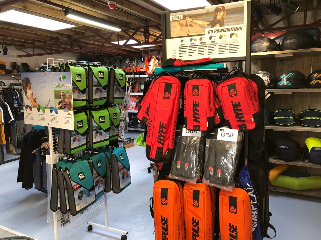 kitesurfing shop