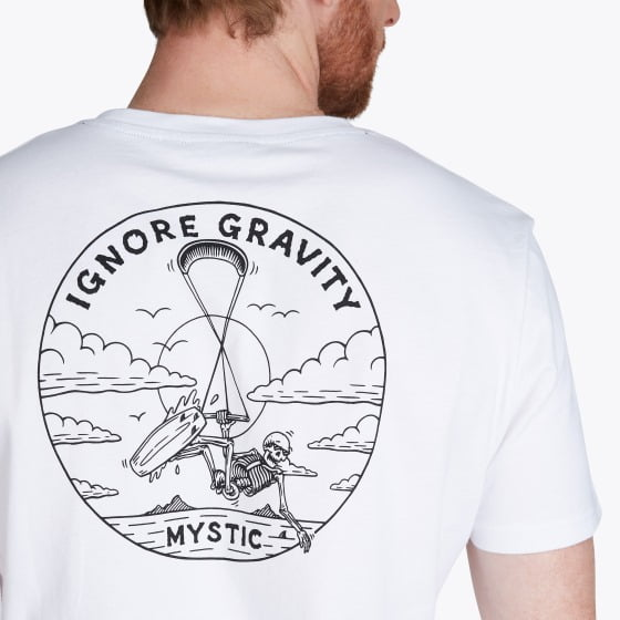 Mystic Gravity t-shirt back